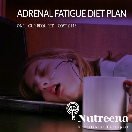 adrenal fatigue diet plan